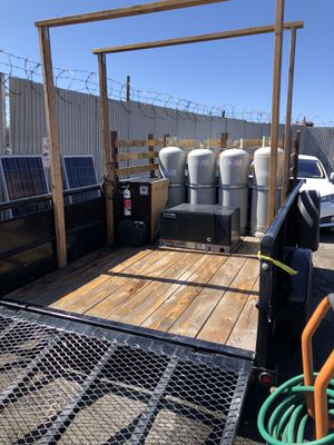 2019 Utility Trailer with Propane 50amp Power System for Sale in Oakland, CA