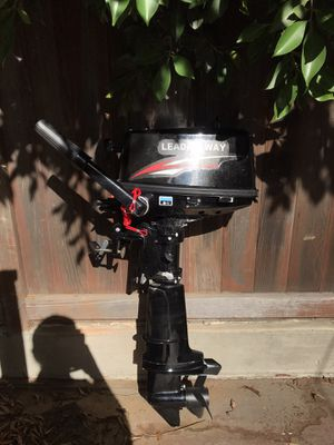 6HP Outboard $800 OBO for Sale in Playa del Rey, CA