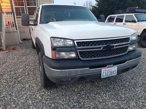 Chevy Silverado 4door 4x4 for Sale in Lake Stevens, WA