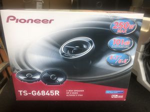 PIONEER TS-G6845R 6X8 SPEAKERS BRAND NEW for Sale in Anaheim, CA