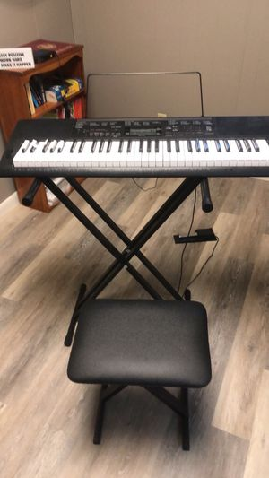 Casio keyboard for Sale in PA, US