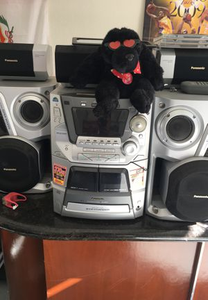 CD player and cassette for Sale in ANAHEIM, CA