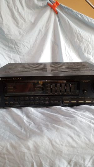 Vintage Pioneer SX-2300 AM/FM Receiver with 5 band graphic equaliser for Sale in Pembroke Pines, FL