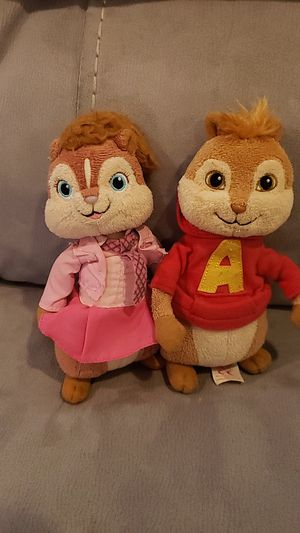 Alvin and Brittany for Sale in Carmichael, CA