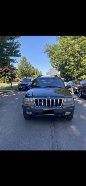 Jeep Grand Cherokee 1999 - 4.7L engine - 4x4 for Sale in Chicago, IL