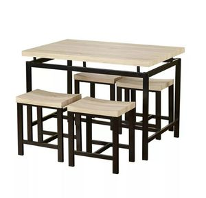 NEW - IN-BOX - 5PC LIBERTY DINING TABLE & CHAIR SET (STANDARD HEIGHT) for Sale in Huntington Beach, CA