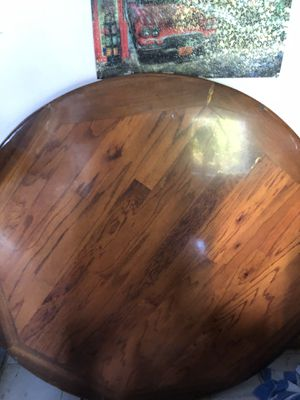 Solid Wood Table Tops (lot or individual) for Sale in Cape Coral, FL