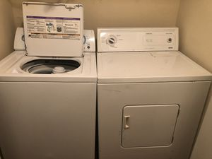Washer & Dryer for Sale in Stone Mountain, GA