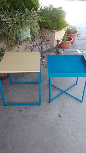 Metal tables for Sale in West Covina, CA