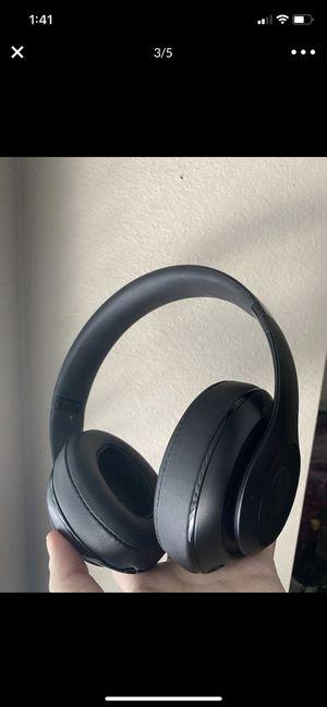 $200 Beats Studio 3 Wireless Matte Black for Sale in Ontario, CA