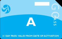 STA 31 Day Adult Pass for Sale in Spokane, WA