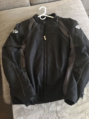 Motorcycle Jacket with armor for Sale in Nipomo, CA