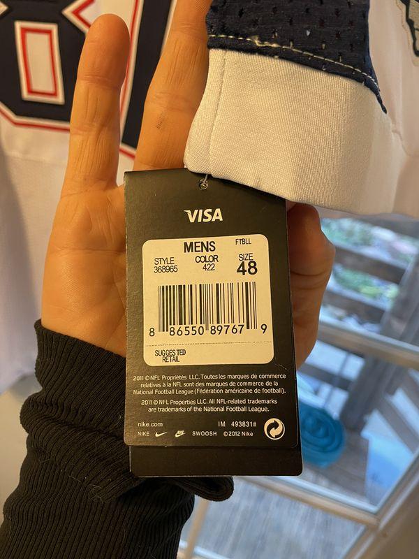Brand New Gronkowski Patriots Jersey