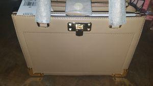 Authentic mk nude handbag for Sale in Jersey City, NJ