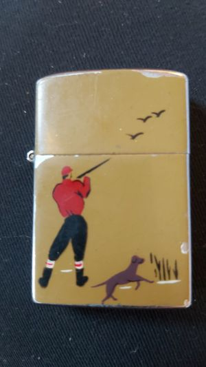 1958 zippo lighter for Sale in Vancouver, WA