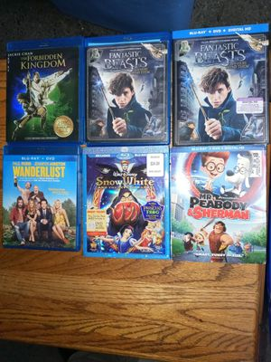 Dvds and bluray for Sale in Modesto, CA
