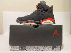 Air Jordan Retro 6 Infrared size 8 1/2 - $200 for Sale in Atlanta, GA