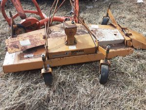 Woods finish mower for Sale in Runnells, IA