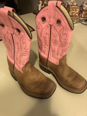 Old West Girls Boots for Sale in Phoenix, AZ