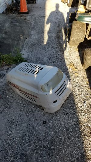 ((Hood))riding lawn mower for Sale in Lakeland, FL