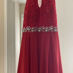 Red Bedazzled Dress for Sale in Lawrenceville, GA