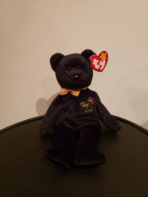 1999 Ty Beanie babies RETIRED Bear The End for Sale in Toms River, NJ