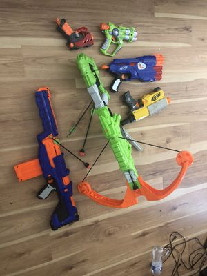 Nerf guns for Sale in Weatherby Lake, MO