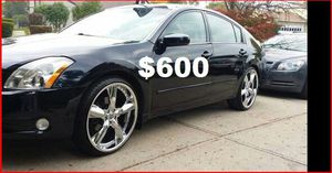 2004 Nissan Maxima only$600 for Sale in Montgomery, AL