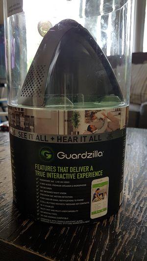 Brand new unopen box Guarzilla 360 live video security camera for Sale in Alexandria, VA