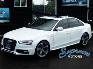 2015 Audi A4 for Sale in Kent, WA
