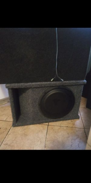 JL Audio 12W1v2 for Sale in Piedmont, CA