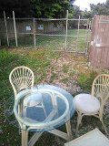 Rattan small dinette & side table for Sale in US