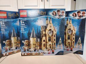 Lego Harry Potter - Hogwarts Clock Tower 75948 for Sale in Riverside, CA