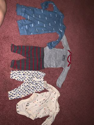 All newborn. Some carters and baby gap for Sale in Gladewater, TX