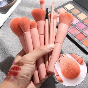 10 pc Tan pink makeup brushes (Free shipping) for Sale in Grand Prairie, TX