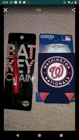 Washington Nationals swag for Sale in Chantilly, VA