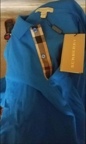 Burberry Shirt Sz Small new for Sale in New York, NY