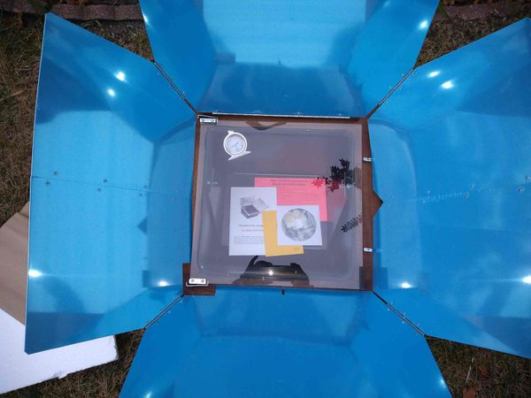 NEW Sun Oven Solar Portable Food Cooker