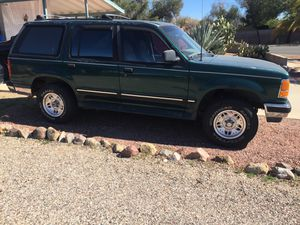 94 Ford Explore Limited 4x4 for Sale in Tucson, AZ