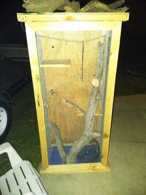 Reptile,bird, critter cage for Sale in Mount Hope, KS