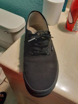 Black vans for Sale in BVL, FL