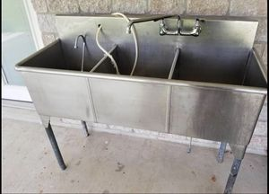 Commercial sink for Sale in Los Fresnos, TX