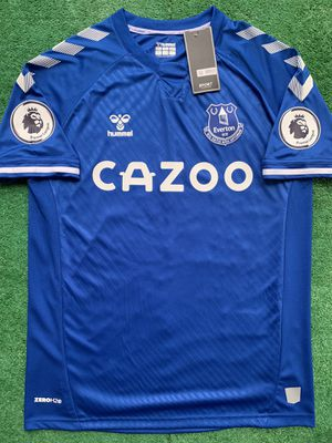 2020/21 Everton FC soccer jersey M for Sale in Raleigh, NC