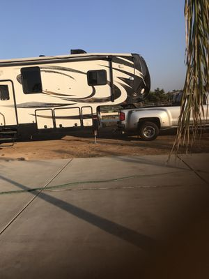I have a 41 foot cyclone toy hauler $450 weekend for Sale in Perris, CA