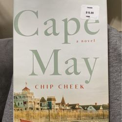 Cape May a Novel for Sale in Fort Lauderdale,  FL