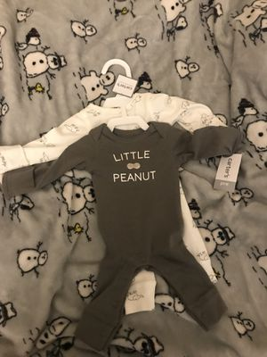Premie baby clothes for Sale in Fairfax, VA