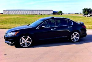 Front Power Lumbar Support2009 Honda Accord for Sale in Green Bay, WI