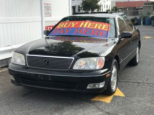 2000 Lexus LS 400 for Sale in Paterson, NJ