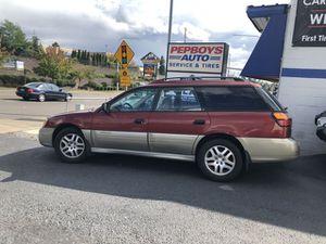 2002 Subaru Outback for Sale in Federal Way, WA
