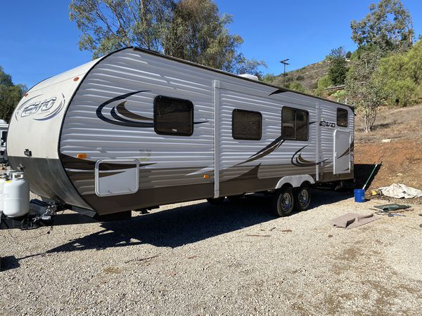 2015 forest river t2700